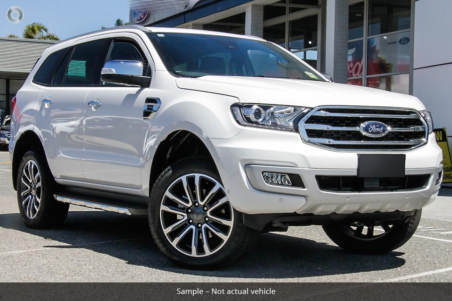 2018 Ford Everest Titanium UA II