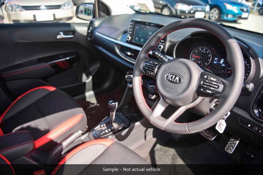 2020 Kia Picanto GT-Line JA