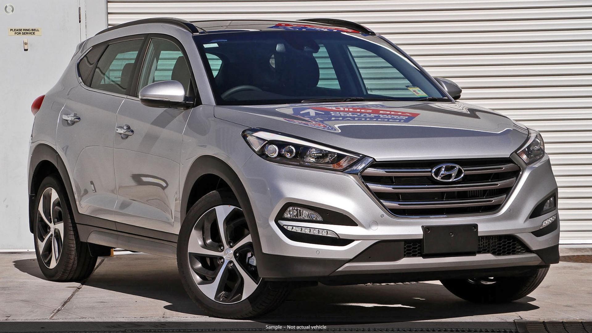 2018 Hyundai Tucson TLE2