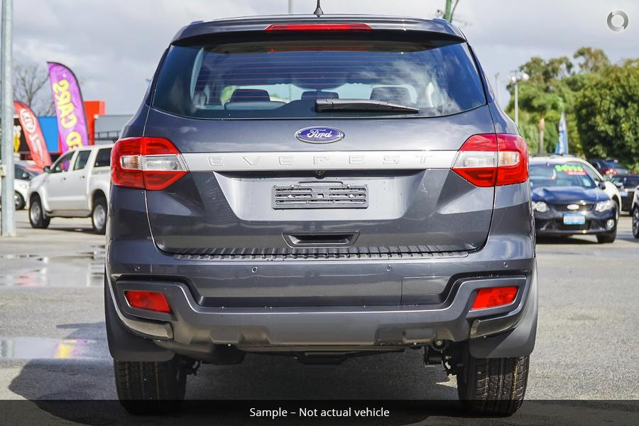 2018 Ford Everest Ambiente UA