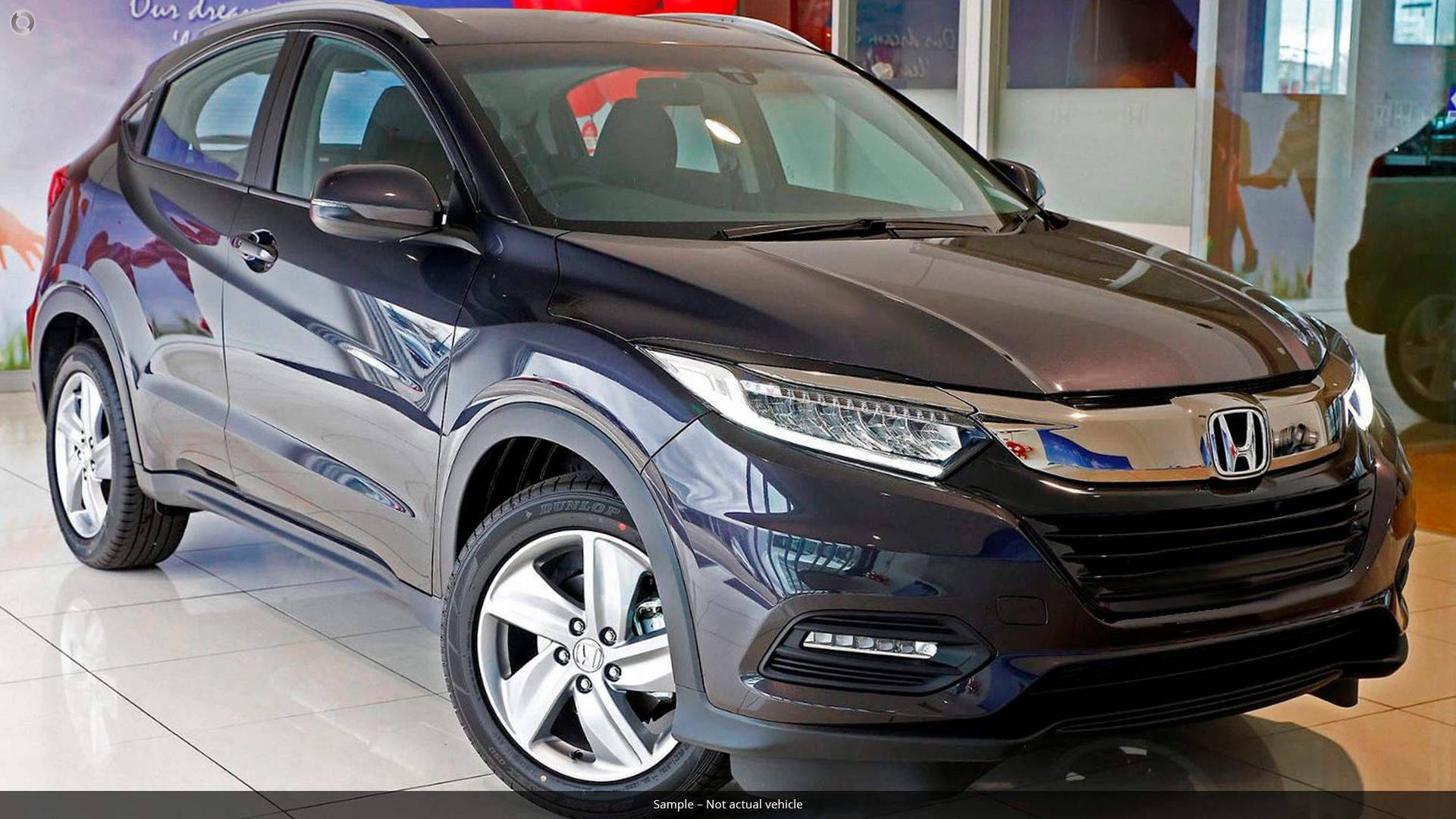 2018 Honda Hr-v (No Series)