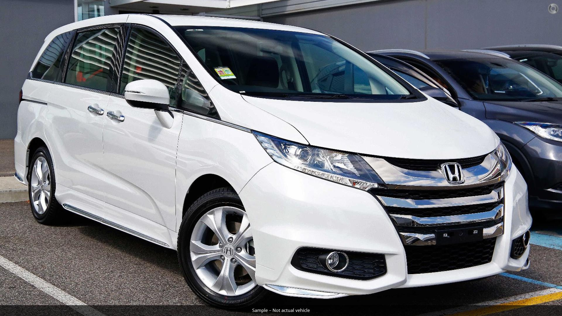 2018 Honda Odyssey 5th Gen