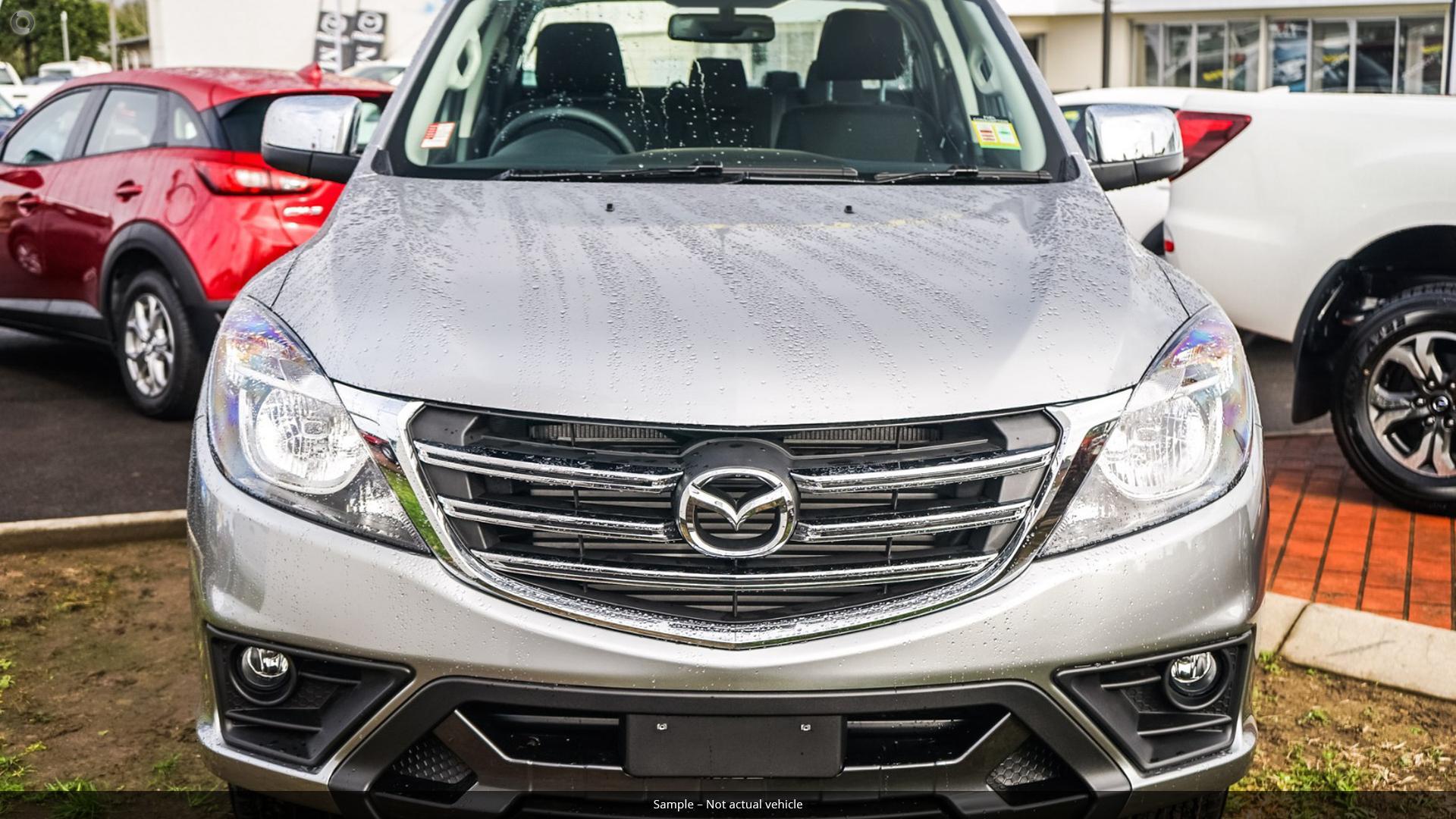 2019 Mazda BT-50 UR