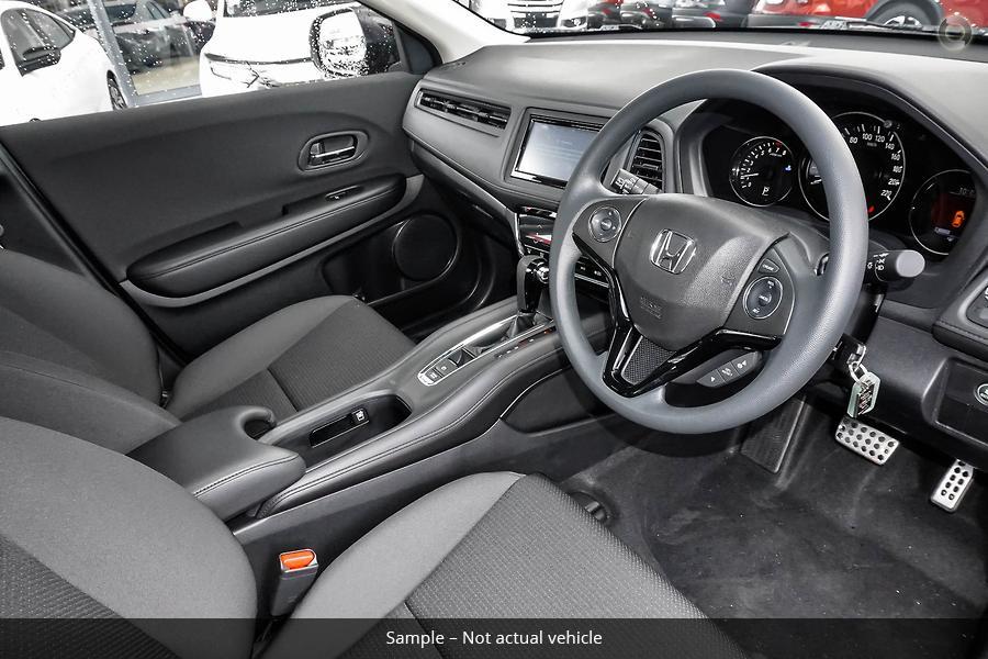 2019 Honda HR-V 50 Years Edition
