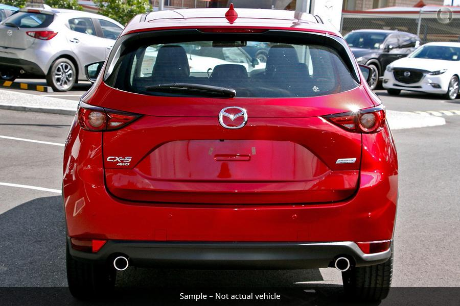 2019 Mazda CX-5 GT KF Series