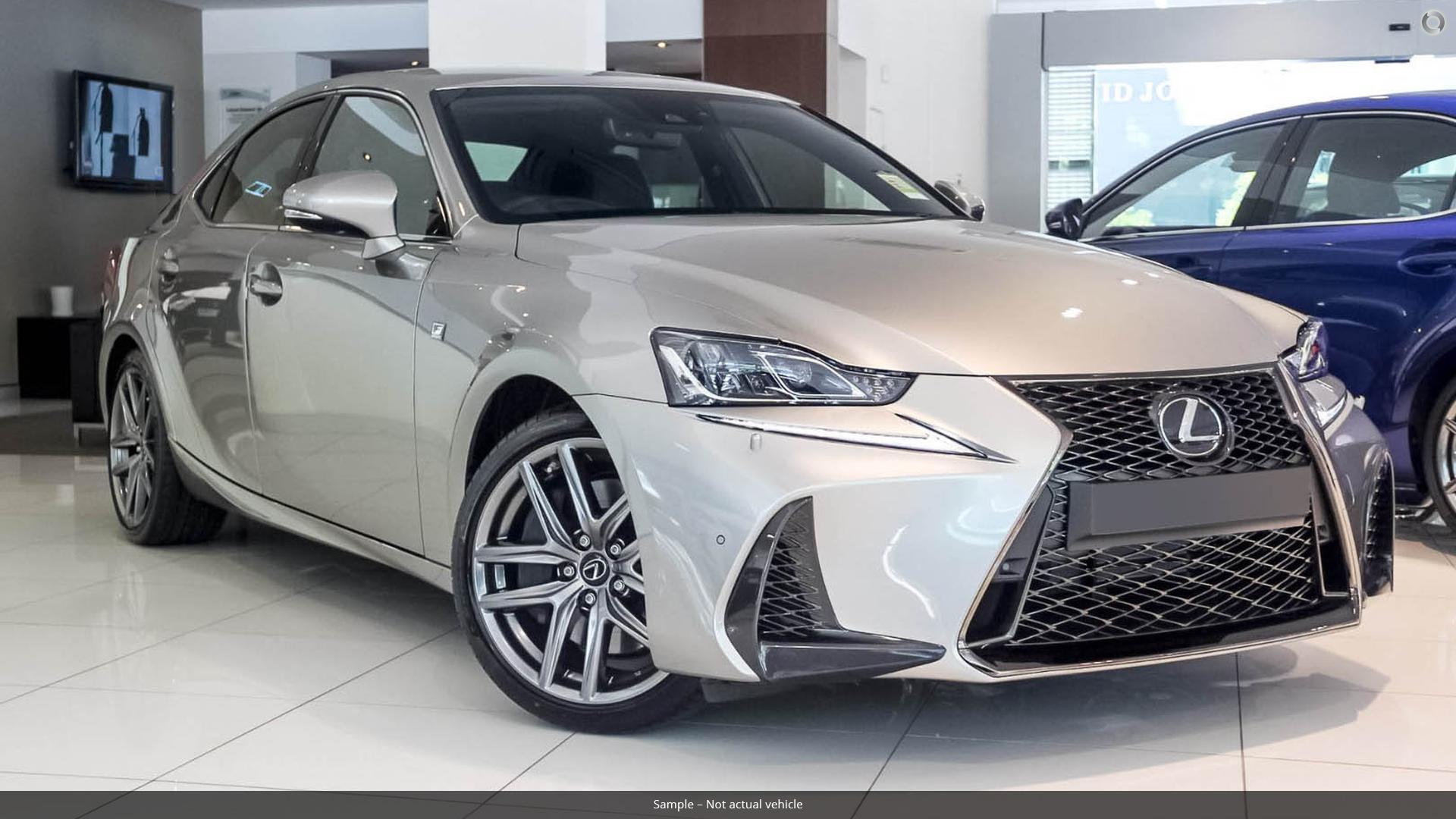 2019 Lexus Is ASE30R