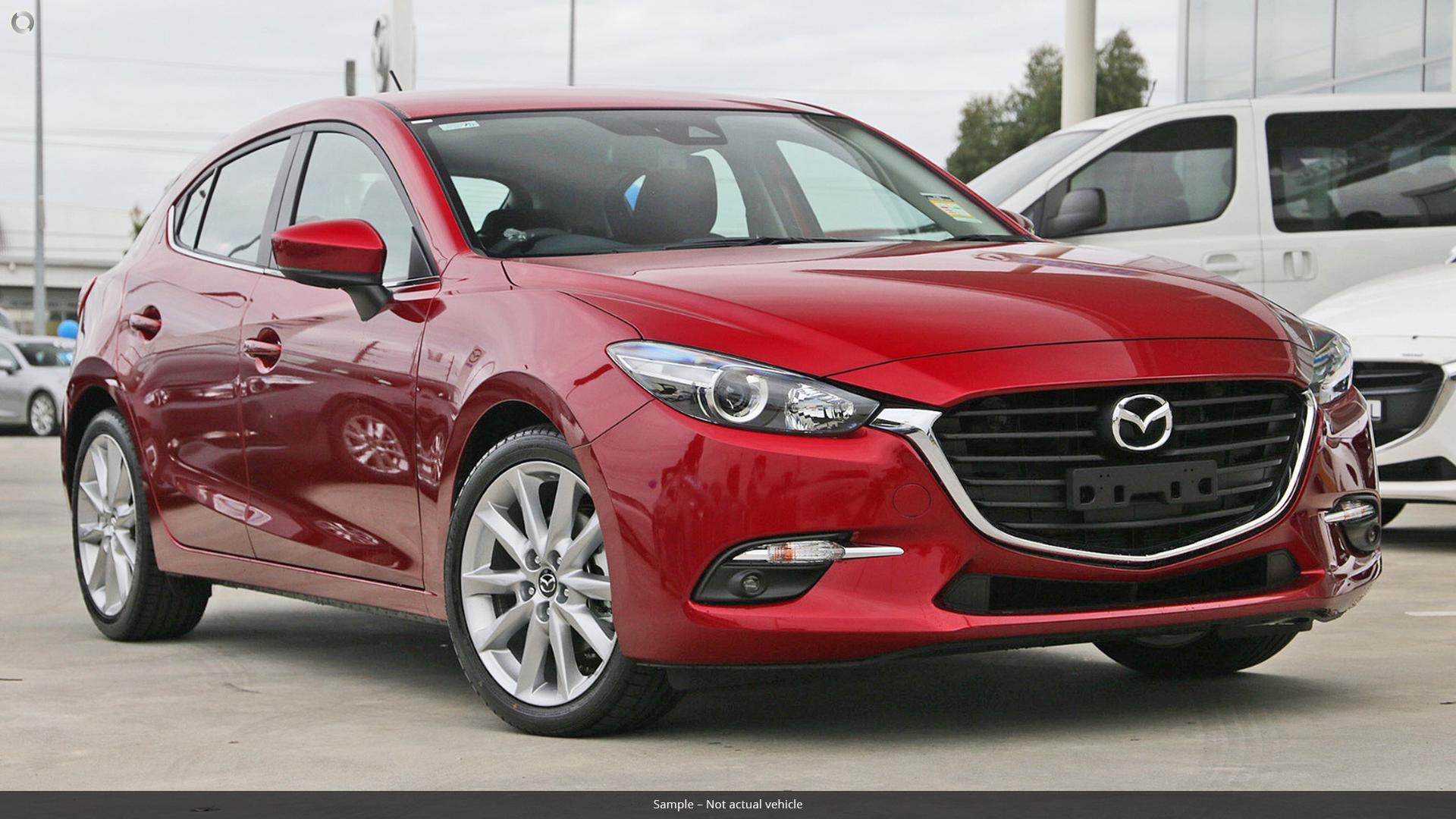Mazda 3 SP25 BN Series