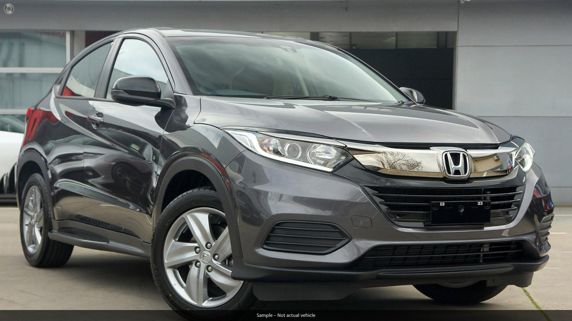 2019 Honda HR-V 50 Years Edition