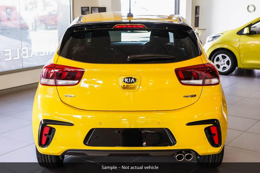 2019 Kia Rio GT-Line YB