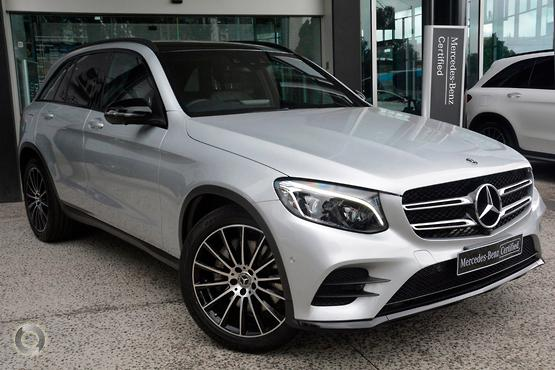 2018 Mercedes-Benz GLC 200