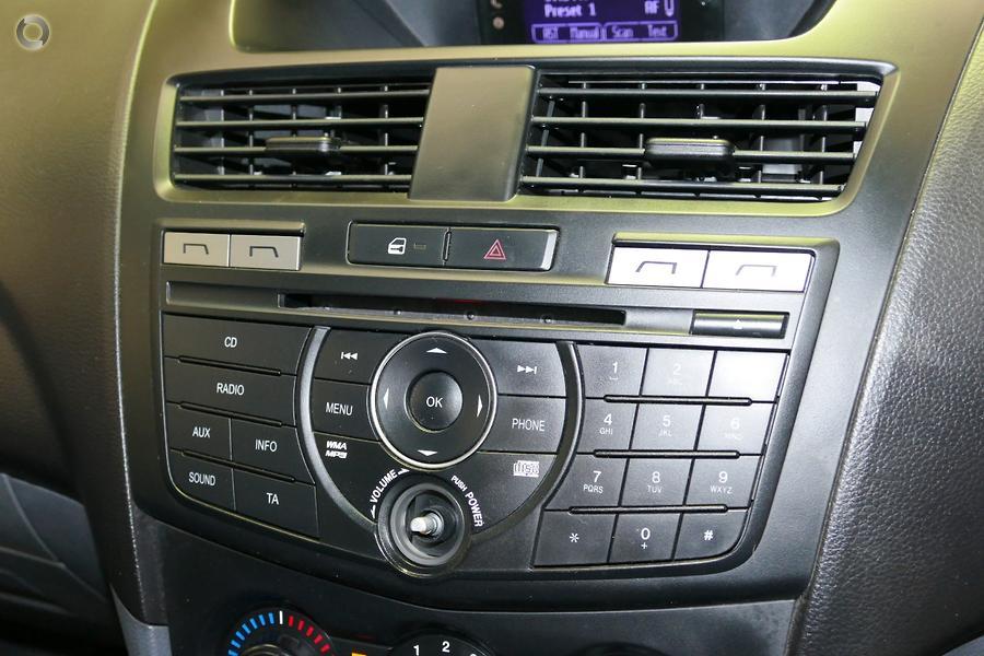 2013 Mazda Bt-50 XT UP