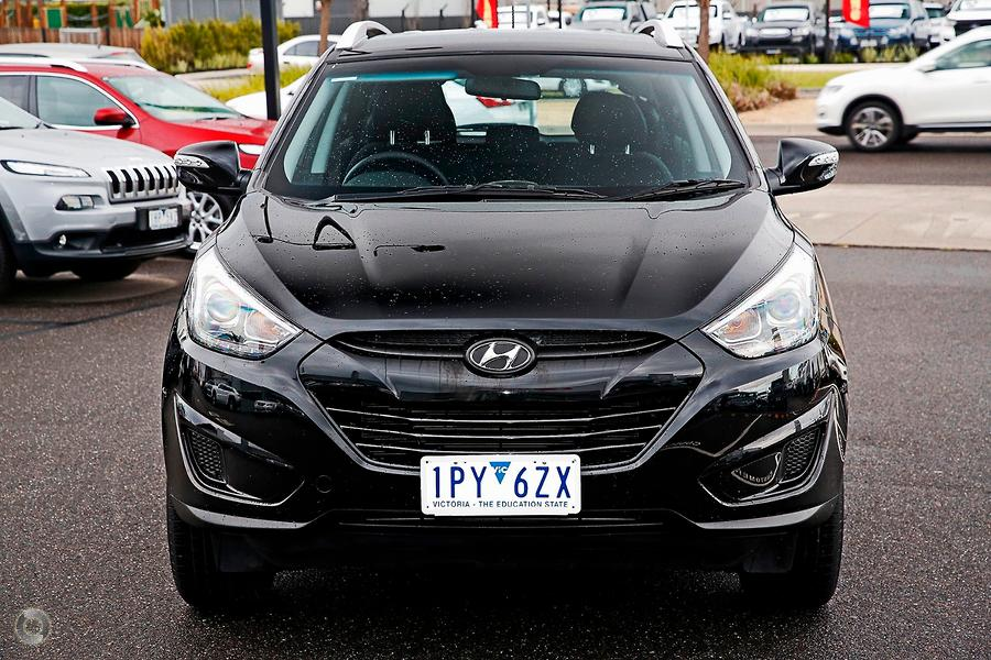2015 Hyundai ix35 Active Series II