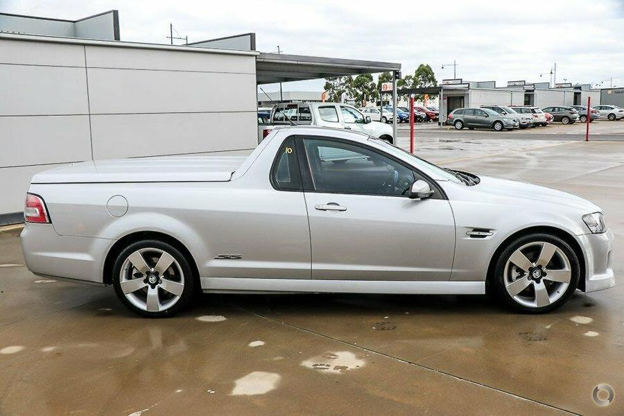 2010 Holden Ute SS V Special Edition VE