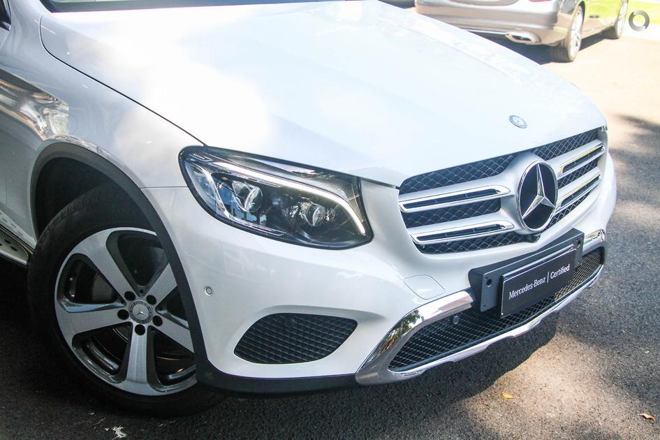 2016 Mercedes-Benz GLC 220 D Wagon