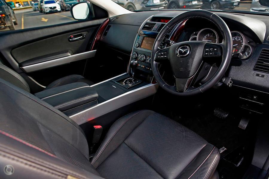 2012 Mazda CX-9 Luxury TB Series 4