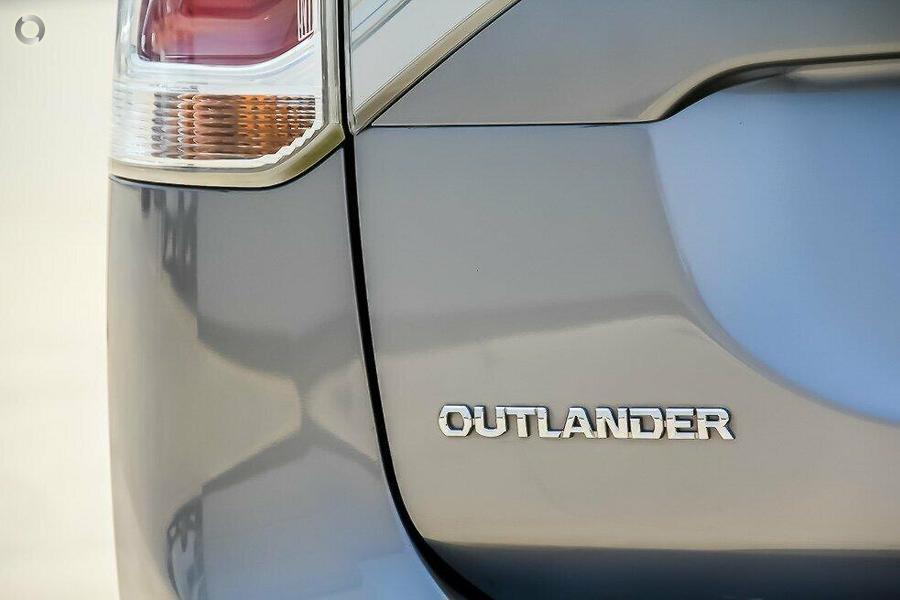 2012 Mitsubishi Outlander Aspire ZJ