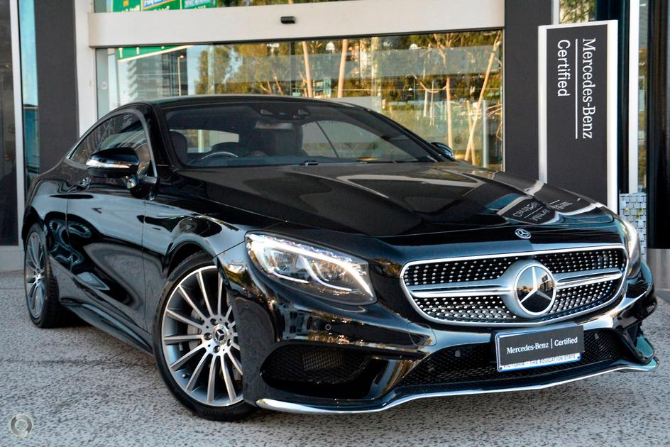 2017 Mercedes-Benz S 500 Coupe