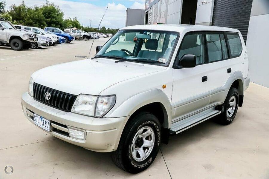 1999 Toyota Landcruiser Prado GXL VZJ95R