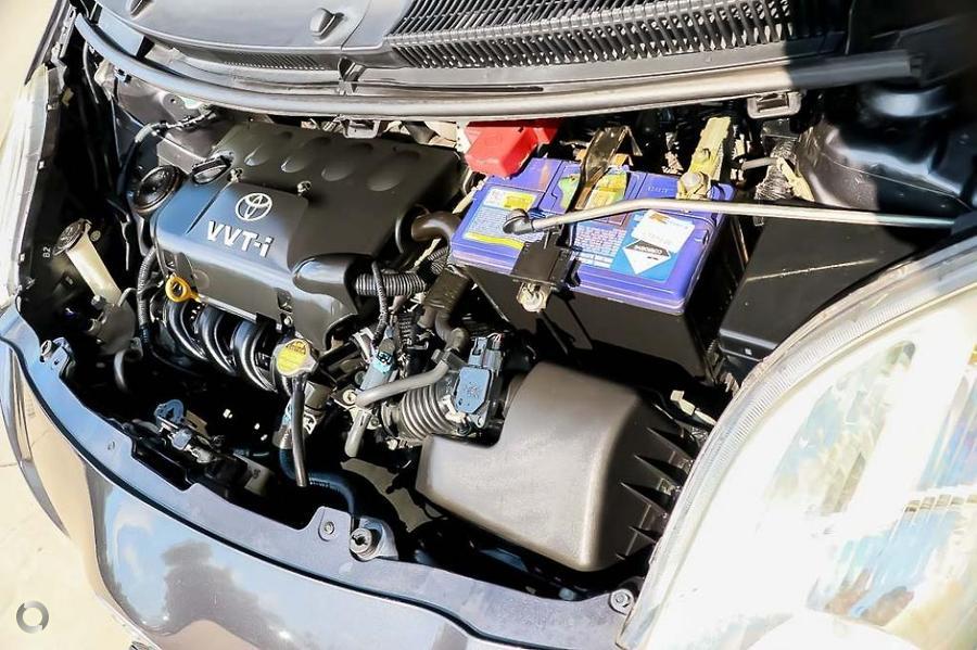 2009 Toyota Yaris YR NCP90R