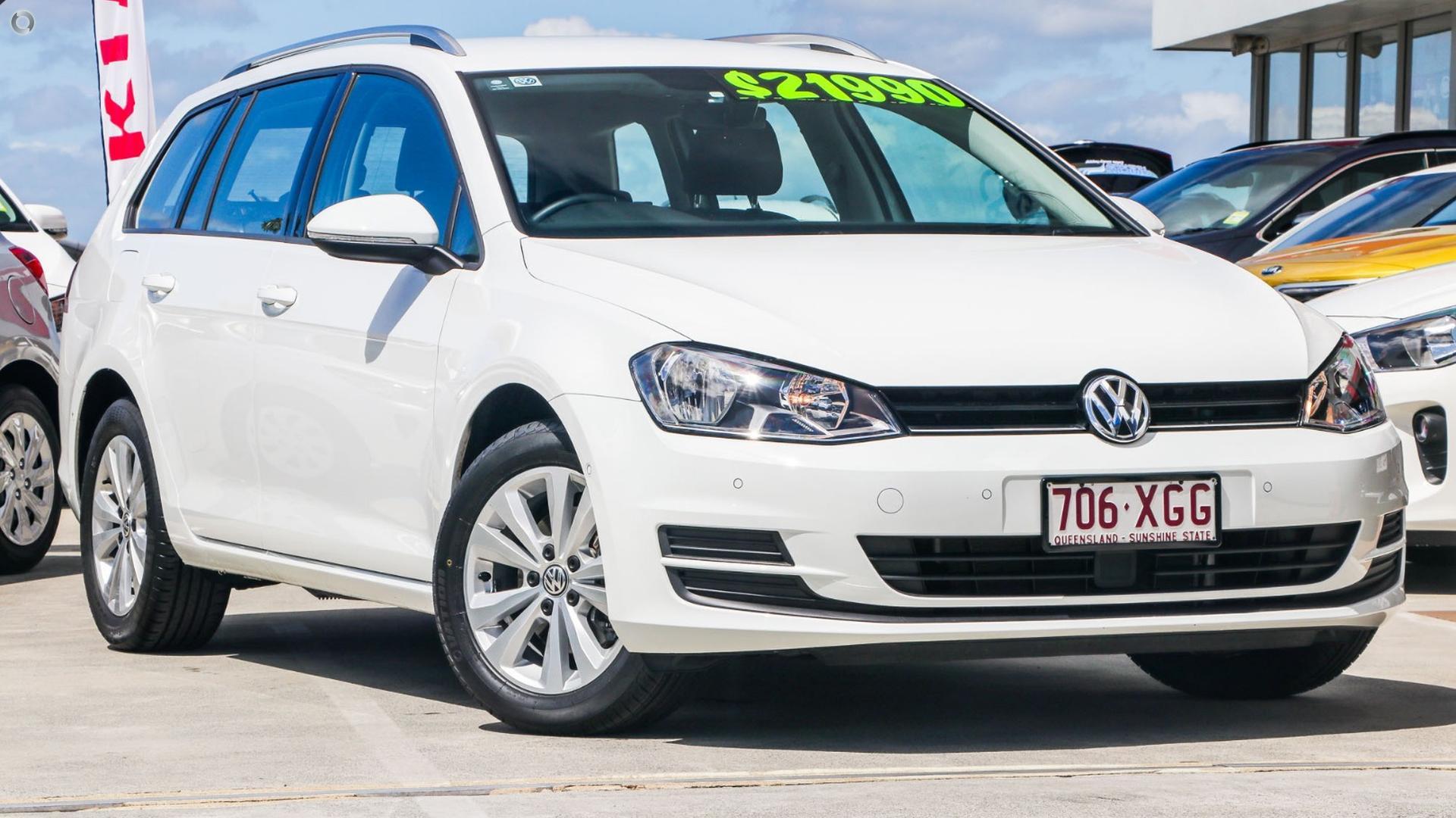 2017 Volkswagen Golf 92TSI Comfortline 7