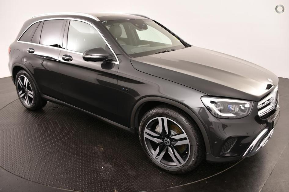 2020 Mercedes-Benz GLC 300 E Wagon