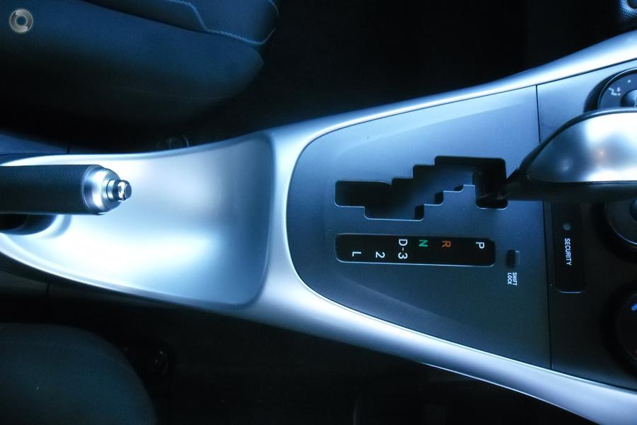 2011 Toyota Corolla Ascent Sport ZRE152R