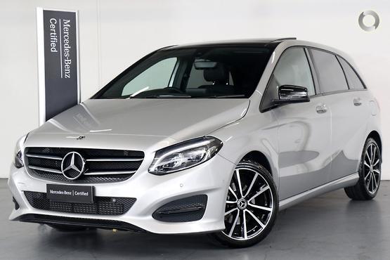 2017 Mercedes-Benz B 180