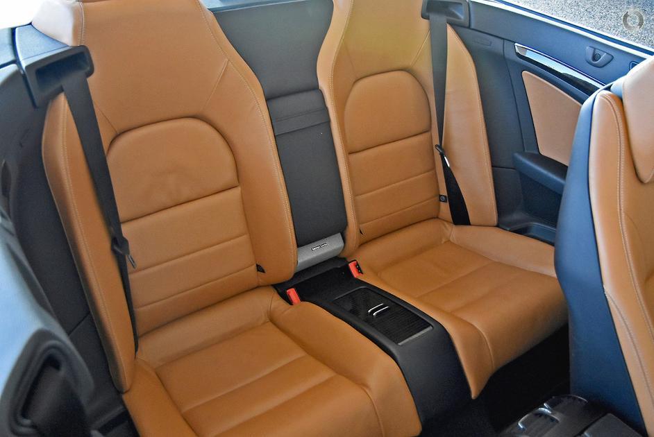 2010 Mercedes-Benz E 350 AVANTGARDE Cabriolet