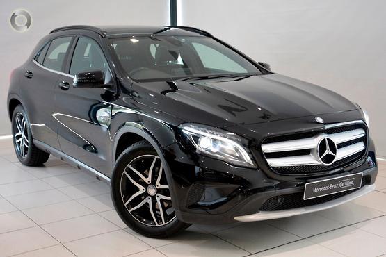 2015 Mercedes-Benz GLA 180