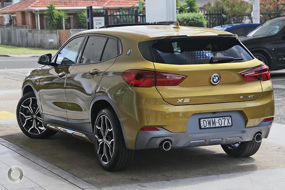 2017 BMW X 2 sDrive20i M Sport X