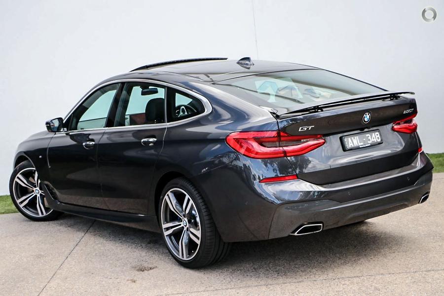 2018 BMW 630i M Sport