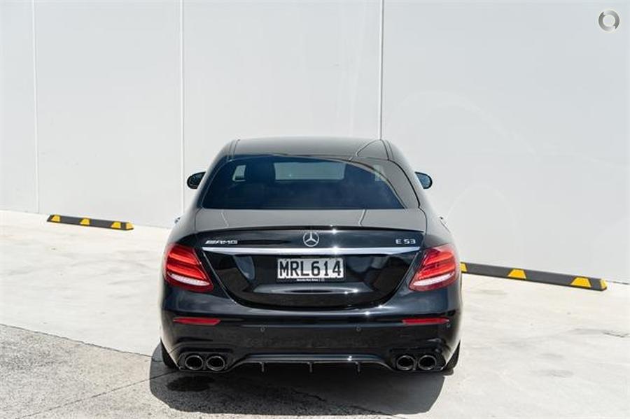 2019 Mercedes-AMG E 53 Sedan