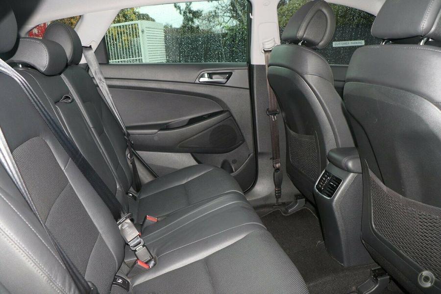 2016 Hyundai Tucson Highlander TLe