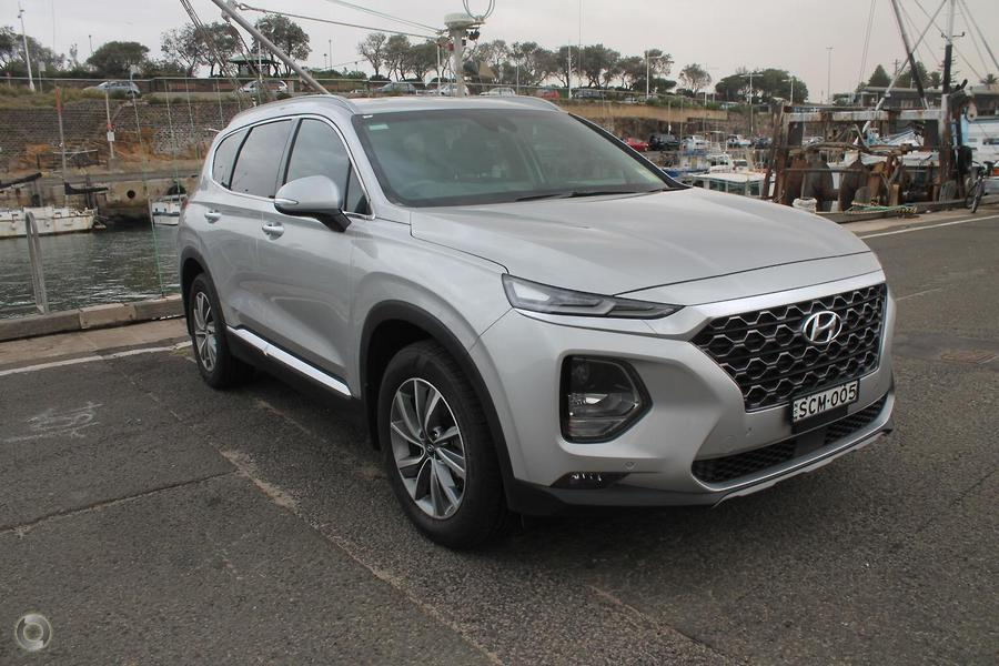 2019 Hyundai Santa Fe Elite TM.2