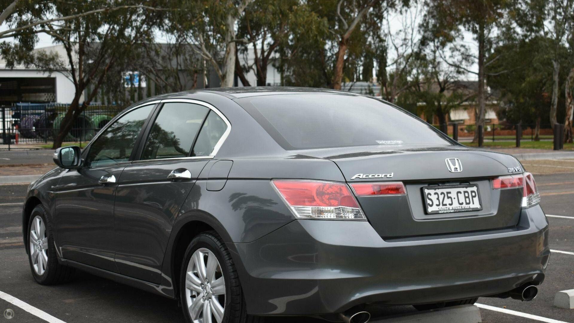 2010 Honda Accord V6 Luxury 8th Gen