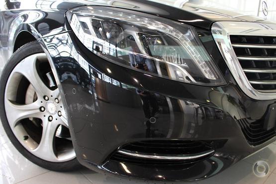2014 Mercedes-Benz S 500