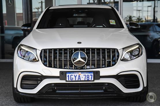 2018 Mercedes-Benz GLC 63 AMG S