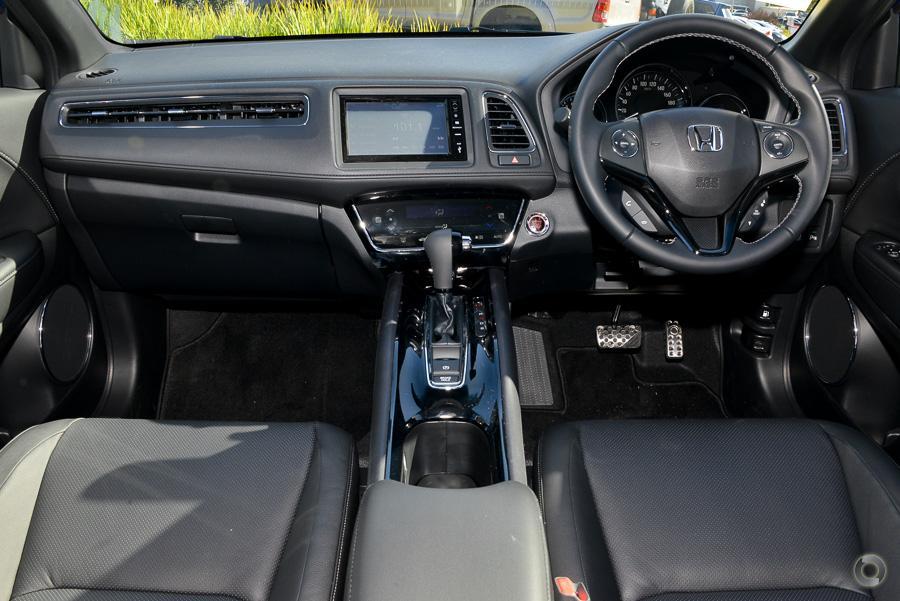 2018 Honda HR-V RS (No Series)