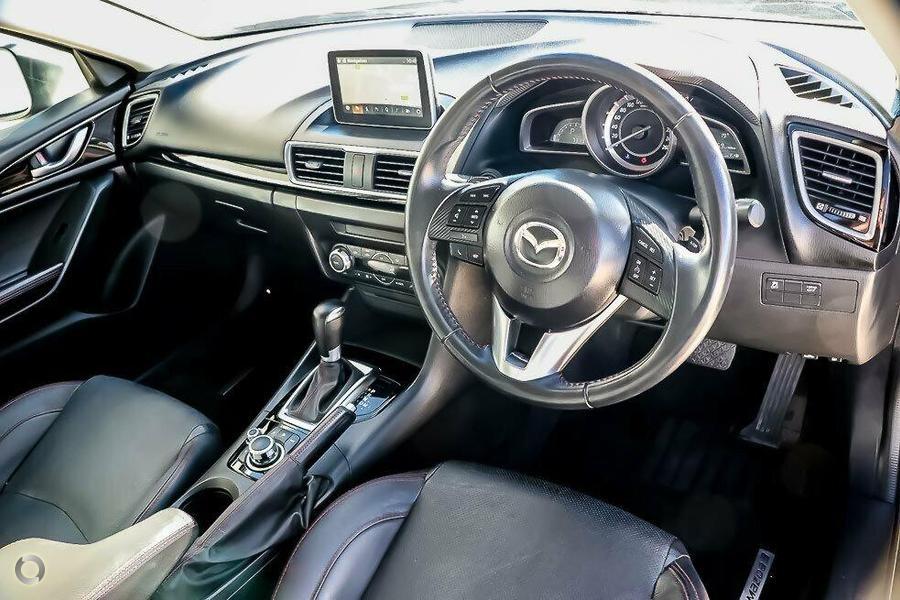 2013 Mazda 3 Touring BM Series