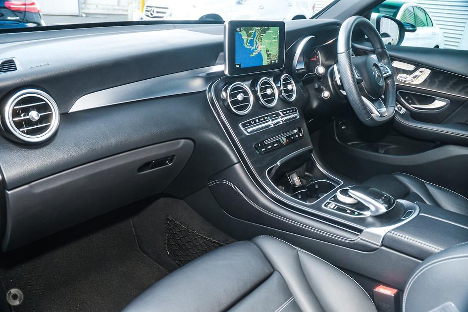 2016 Mercedes-Benz GLC 250 D Coupe