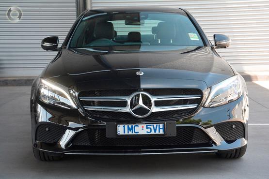 2018 Mercedes-Benz C 220 D