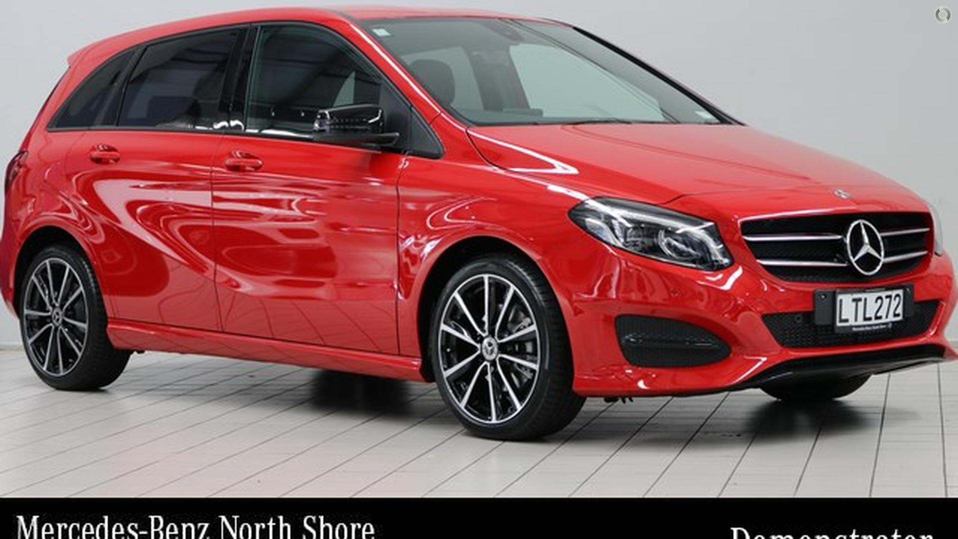 2018 Mercedes-Benz B 180 Sports Tourer