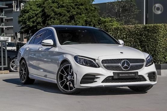 2018 Mercedes-Benz <br>C 300
