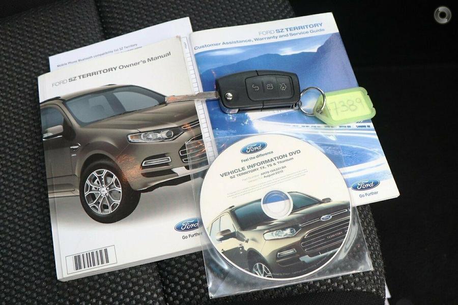 2013 Ford Territory TX SZ