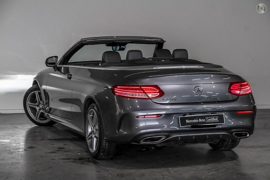 2016 Mercedes-Benz C 200 Cabriolet