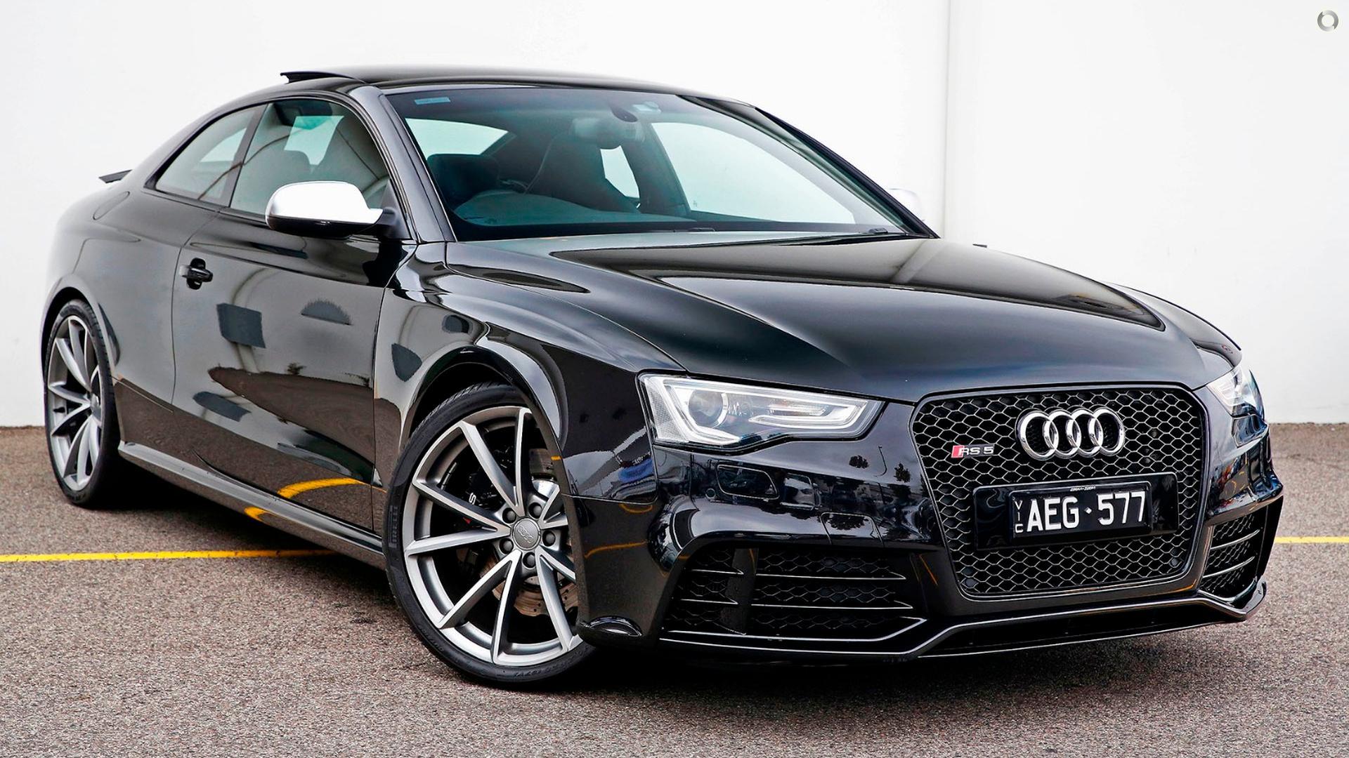 2015 Audi RS5  8T