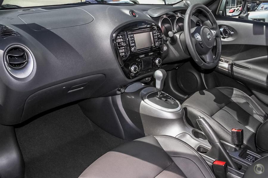 2018 Nissan Juke Ti-S F15
