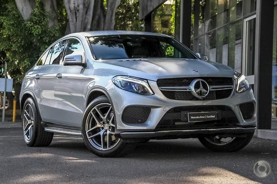 2015 Mercedes-Benz <br>GLE-CLASS