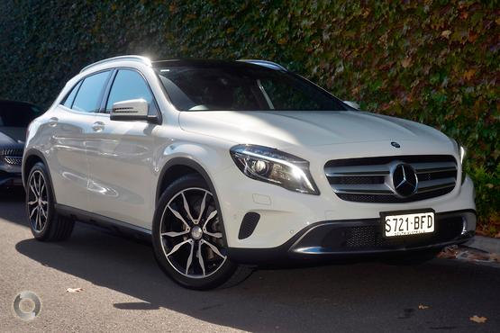 2015 Mercedes-Benz <br>GLA 250