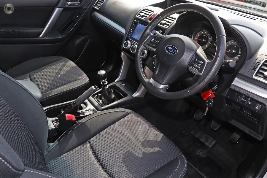 2015 Subaru Forester 2.0i-L S4